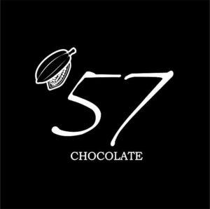 57チョコレートロゴ
